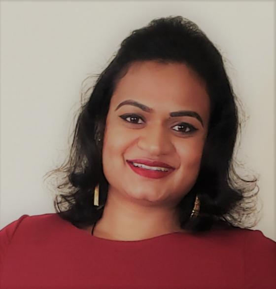 Pharmacy leader Aska Patel