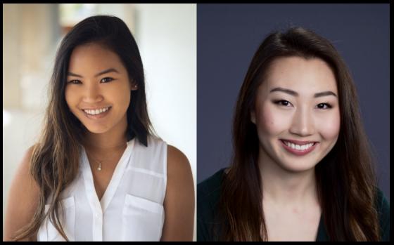Mirabella Chan, pharmacy student, and Molly Yang, PharmD, RPh at Wholehealth Pharmacy Partners
