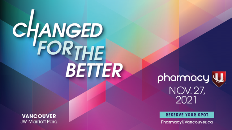 Change for the Better Pharmacy U Vancouver