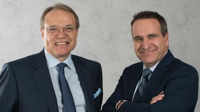 MIke Jaczko and Max Beairsto