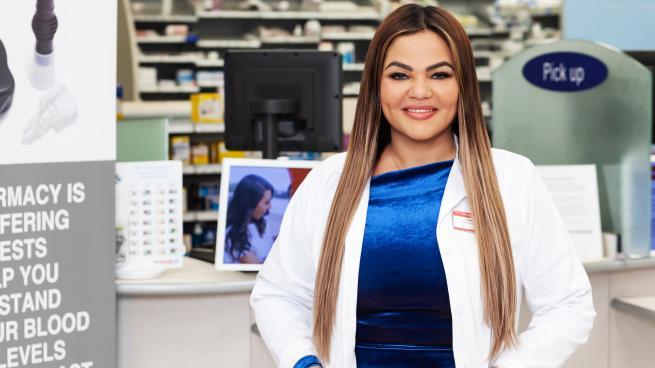 Shoppers Drug Mart pharmacist owner Ghada Gabar